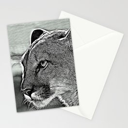 IF YOU KNEW WHAT I WAS THINKING Stationery Cards