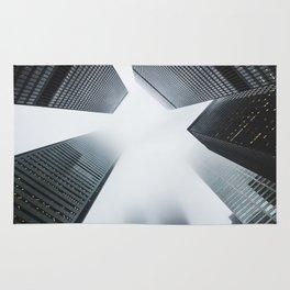 Hyper Fog - New York City Rug