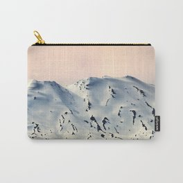 Mount St. Helens at Sunset Carry-All Pouch