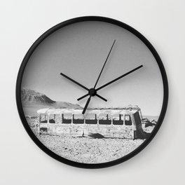 SAN PEDRO DE ATACAMA Wall Clock