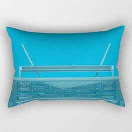 The 1980s Rectangular Pillow