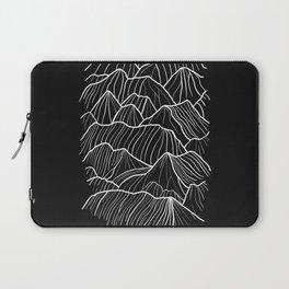 White mountains Laptop Sleeve