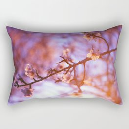 Spring is coming! Rectangular Pillow