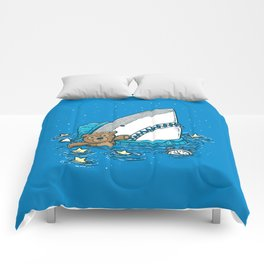 The Sleepy Shark Comforters