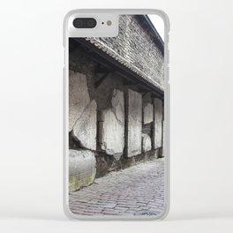 St. Catherine's Passage Estonia Clear iPhone Case