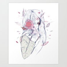 Often times I wish for Kindness to fine-tune my life Art Print