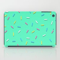 sprinkles iPad Cases featuring Sprinkles! by Planet64