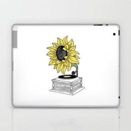 Singing in the sun Laptop & iPad Skin