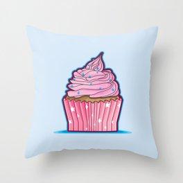 Cupcake 7 Throw Pillow