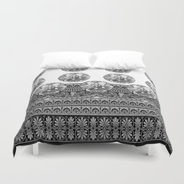 Medallion Love Duvet Cover