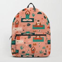 Yoga girls Backpack