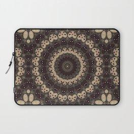Mandala Arabica . Laptop Sleeve