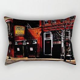 storefront Rectangular Pillow