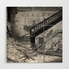 Elegance, urban exploration Wood Wall Art