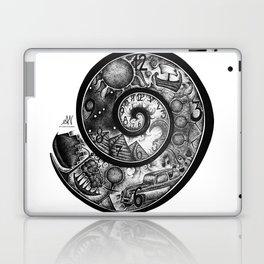 TIME PORTAL OF GREED Laptop & iPad Skin