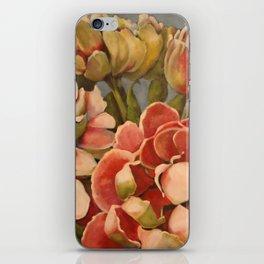 Peonies in Pink iPhone Skin