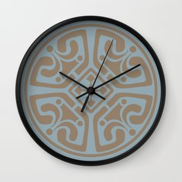 Country Medalion Wall Clock
