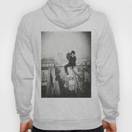 Photographing NYC Above 5th Avenue (1905) Hoody