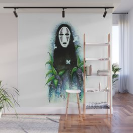 Kaonashi - No Face Wall Mural