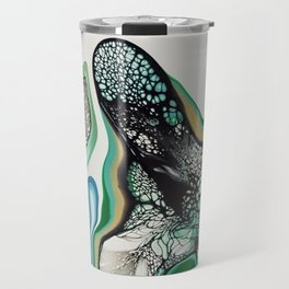 Bloomfield - blue Travel Mug