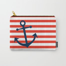 Nautical Anchor Carry-All Pouch
