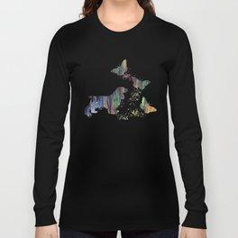 Cocker Spaniel Art Long Sleeve T-shirt