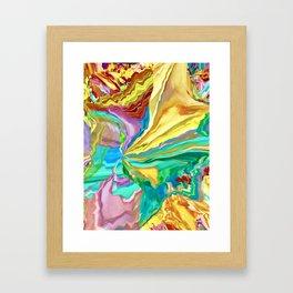 Fantasie II Framed Art Print
