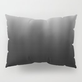 charcoal ombre Pillow Sham