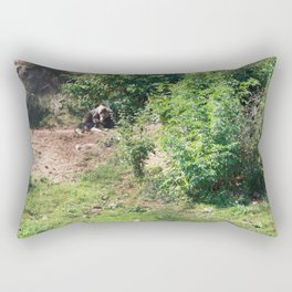 Furry Kindred Spirits Rectangular Pillow