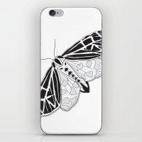 Virgin Tiger Moth iPhone & iPod Skin