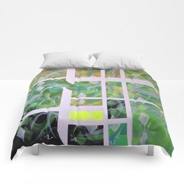 Dame Nature Comforters