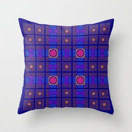 """""""Barberry"""" series #7 Throw Pillow"""