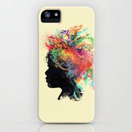 Wildchild (aged ver) iPhone Case
