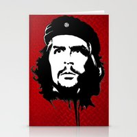 che Stationery Cards featuring CHE by favewavearts