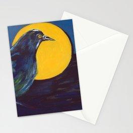 Awakening (American Crow) Stationery Cards