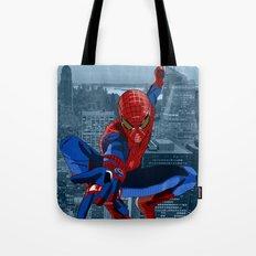 Amazing Spider-Man (Comic Title) Tote Bag