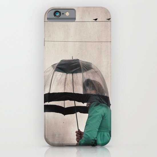 Three Birds iPhone & iPod Case