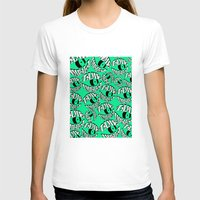 tame impala T-shirts featuring TAME IMPALA EYES2 by Queen Lizard