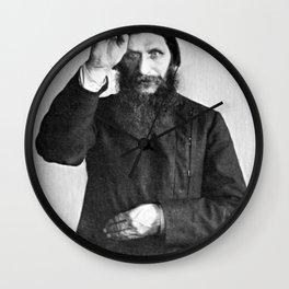 Rasputin The Mad Monk Wall Clock