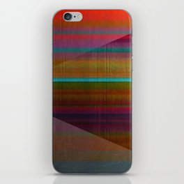 """""""Architecture, Colorful Rainbow"""" by Mar Cantón iPhone Skin"""