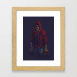 Tangata Whenua Framed Art Print