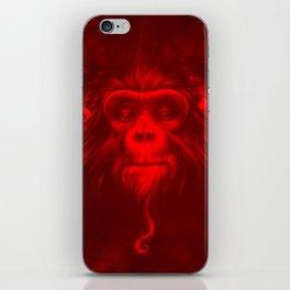 Twelfth Monkey iPhone Skin