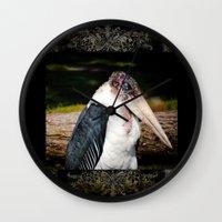 goth Wall Clocks featuring Got Goth? by Heidi Fairwood