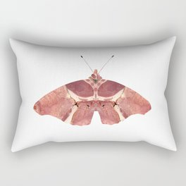 Meat the Butterfly Collage - Obst ist kein Gemüse Rectangular Pillow