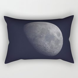 Moon Shot! Rectangular Pillow