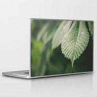 leaf Laptop & iPad Skins featuring Leaf by Errne