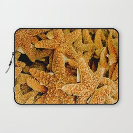 Summer Photo : Starfishes in Key West, FL Laptop Sleeve