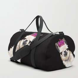 Llama Queen Duffle Bag