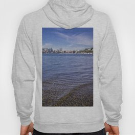 Lake Union and Seattle Skyline Hoody