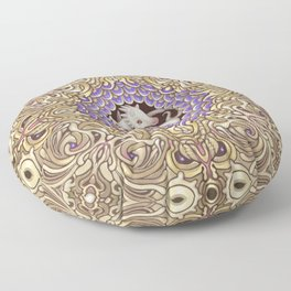 The Pearl Floor Pillow